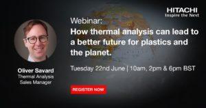 Szkolenie - Analiza Termiczna dla tworzyw sztucznych i planety