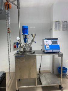 reaktor ciśnieniowy 20l